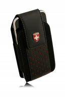 Swiss Leatherware Alps Case for Most PDAs - Black