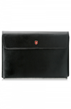 Swiss Leatherware Prime Case for Motorola XOOM - Black