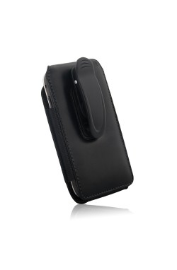 Swiss Leatherware Alps Case for XL PDAs - Black