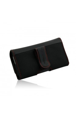 Swiss Leatherware Geneva Case for Most PDAs - Black RTL