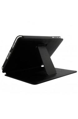 Swiss Leatherware Bank for Apple iPad - Black